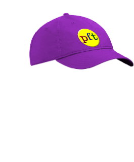Male Logo Cap Purple