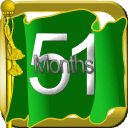 Active Member for 51 Months